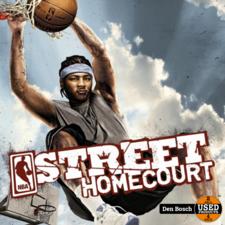 NBA Street Homecourt- Xbox360 game