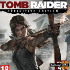 Tomb Raider Definitive Edition - PS4 Game