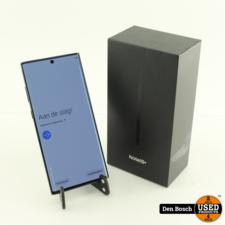 Samsung Galaxy Note 10+ 256GB Aura Black + Aankoopbon