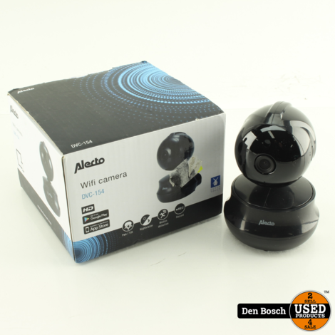 Alecto DVC-154 WiFi Camera