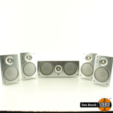 Philips MX3800D Speaker set ( 5 Stuks )