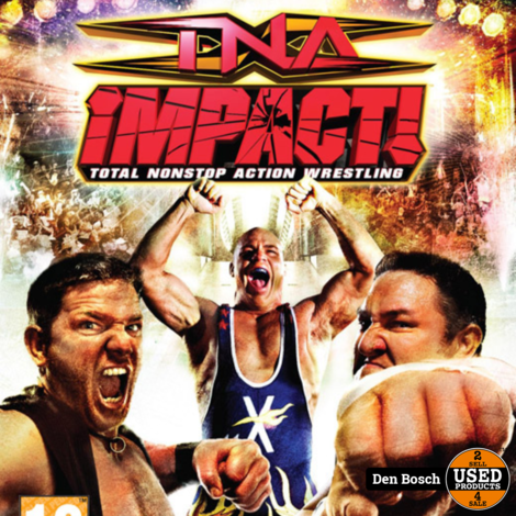 TNA Impact! - XBox360 Game