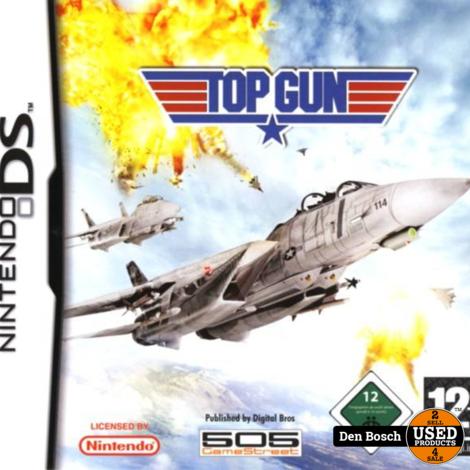 Top Gun - DS Game