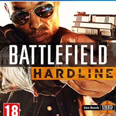 Battlefield Hardline - PS4 Game