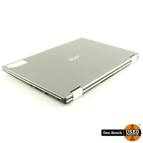 Acer Spin 3 I5-8265U 8GB 1TB HDD touchscreen
