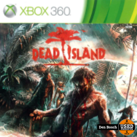 Dead Island - Box 360 Game