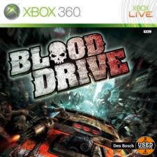 Blood Drive - XBox 360 Game