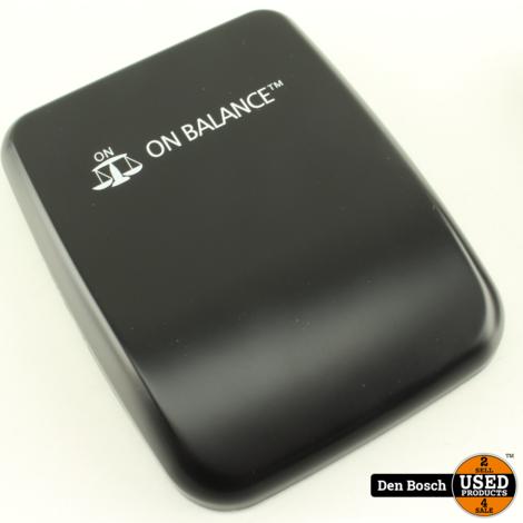 On Balance ELS-500 Weegschaal