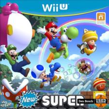 Super Mario Bros U - WiiU Game