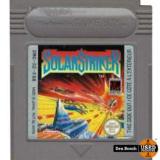 Solar Striker - GB Game