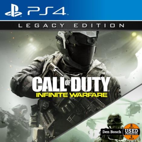Call of Duty Infinite Warfare (Zonder MW) - PS4 Game