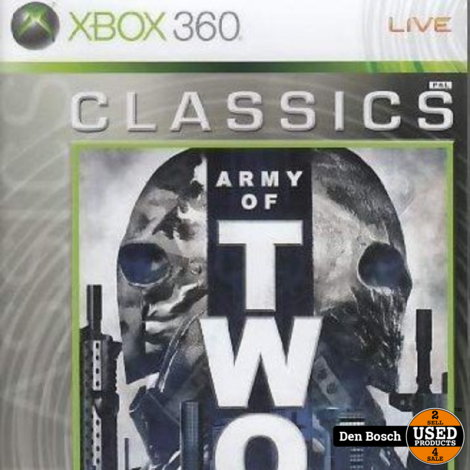 Army of Two Classics - Xbox 360 Game