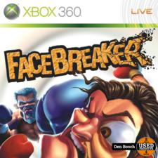Face Breaker - Xbox 360 Game