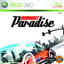 Burnout Paradise - Xbox 360 Game