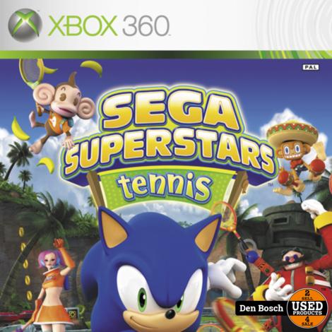 Sega Superstars Tennis - Xbox 360 Game