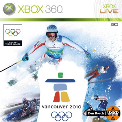 Vancouver 2010 - Xbox 360 Game