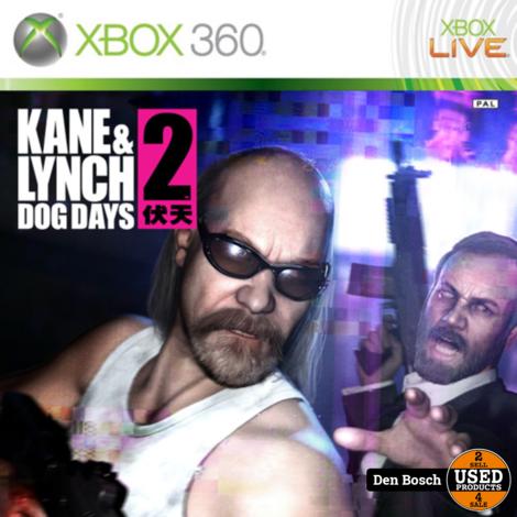Kane & Lynch 2 Dog Days - Xbox 360 Game