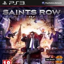 Saints Row IV - PS3 Game