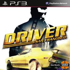 Driver San Francisco - PS3 Game