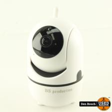 BS Producten WiFi Camera met lader en SD-kaart(32GB)