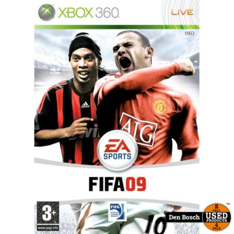 FIFA 09 - XBox360 Game