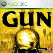 Gun - XBox360 Game