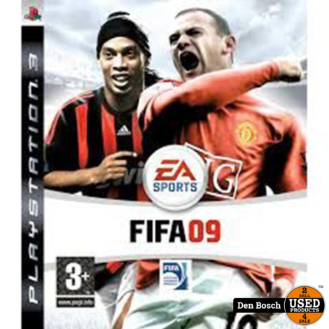FIFA 09 - PS3 Game
