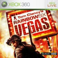 Rainbow six - XBox360 Game