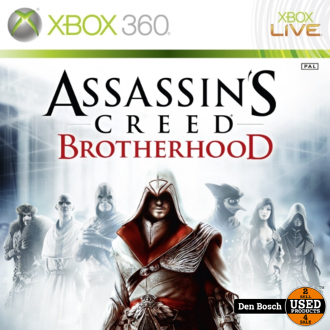 Assassin's Creed Brotherhood - Xbox360 Game