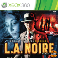 L.A. Noir - XBox360 Game