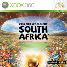 2010 FIFA World Cup South Africa - XBox360 Game