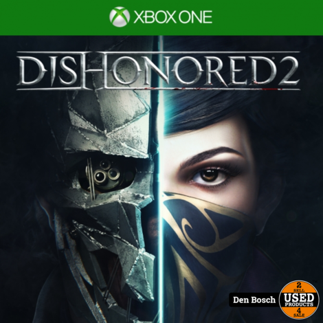Dishonored 2 -Xbox One Game