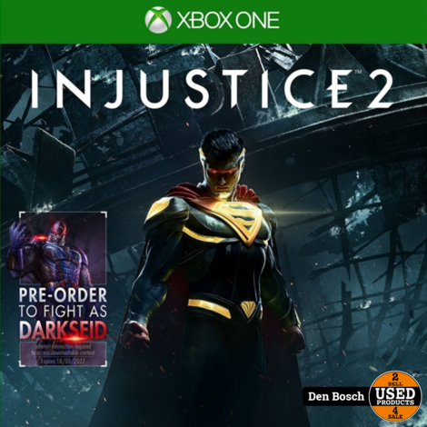 injustice 2 - Xbox One Game