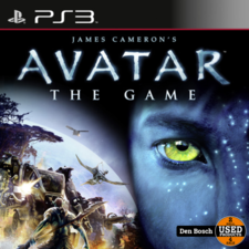 Avatar the game - PS3 Game