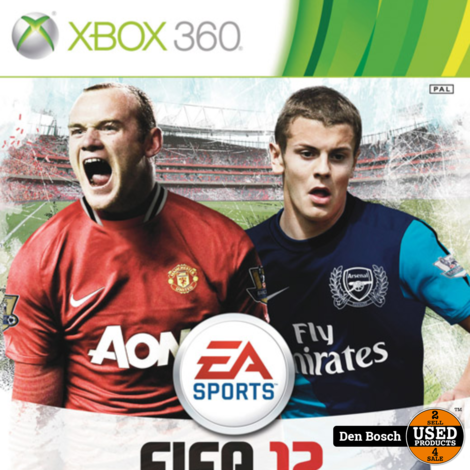 FIFA 12 - XBox360 Game
