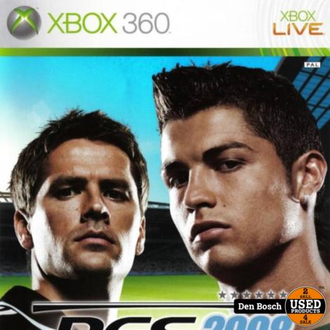 Pes 2008 - XBox360 Game