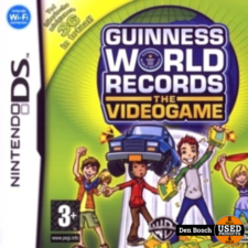 Guinness Worl Records - DS Game