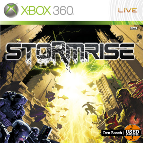 Stormrise - XBox360 Game