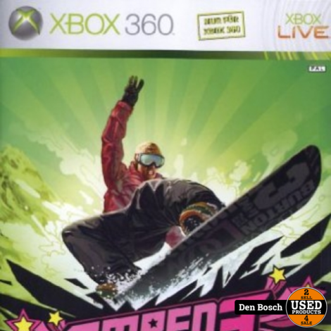 Amped 3 - XBox360 Game