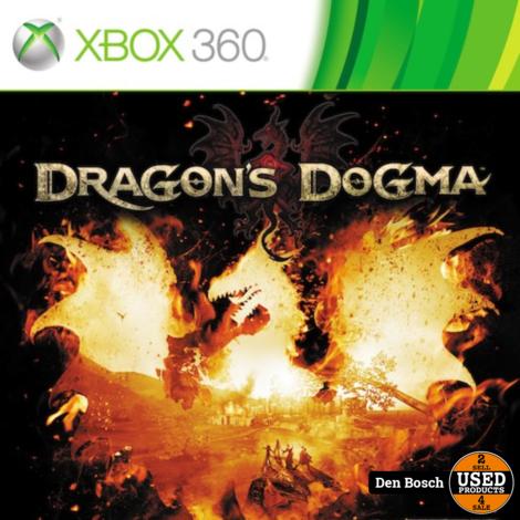 Dragons Dogma - Xbox360 Game