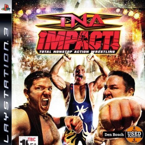 TNA Impact - PS3 Game