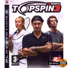 Top Spin 3 - PS3 Game