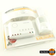 Konig SEC-ALARM210 Draadloos Alarm Systeem