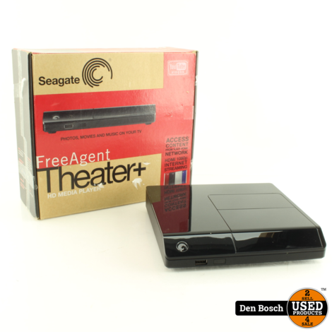 Seagate Free Agent HD Mediaspeler