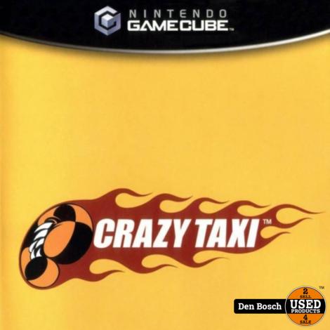 Crazy Taxi - Gamecube Game