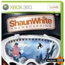 Shaun White Snowboarding - Xbox360 Game