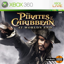 Pirates of the Caribbean at World's End - XBox360 Game