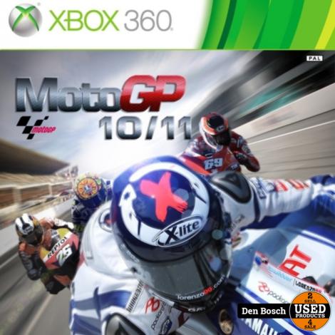 Moto GP 10/11 - XBox360 Game