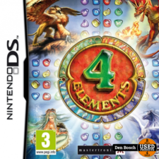 4 Elements - DS Game