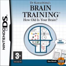 Brain Training - DS Game